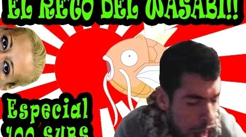 RETO DEL WASABI JUGANDO AL TEKKEN! | ESPECIAL 100 SUBS!