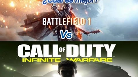 Call Of Duty Infinity Warfire Vs Battlefield 1