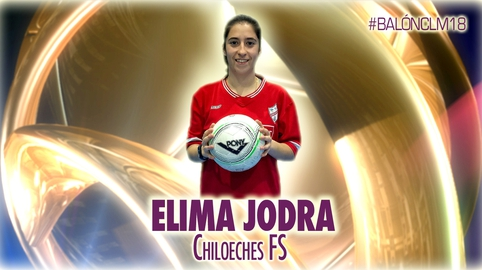 Elima Jodra - Club Deportivo Chiloeches