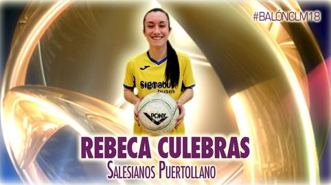 Rebeca Culebras - Salesianos Puertollano