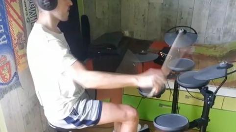 Rumba sin nombre drumcover #EstopaChallenge