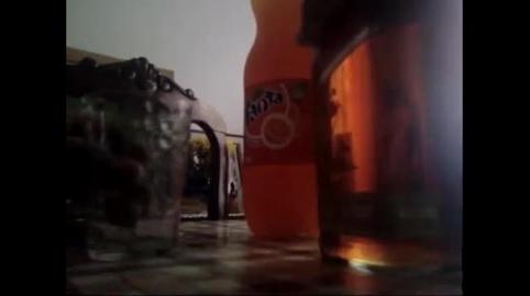Whisky orange drink #OXXOALaVueltaDeTuVida