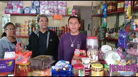 Abarrotes el aguila mayor #comerciantescongarra