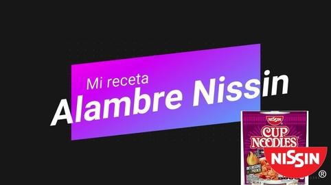 Alambre nissin #NissinSOS