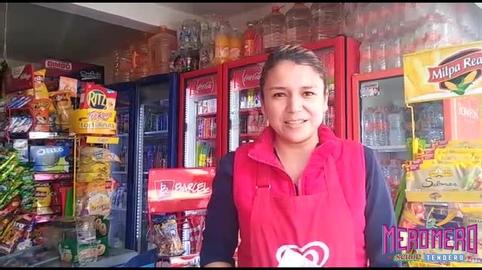 La mejor tiendita #comerciantescongarra