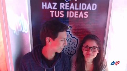 EDUARDO Y MARIA FERNANDA