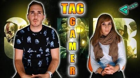TAG del GAMER | VideoBlog 2.0 | con ANG #TagGamer