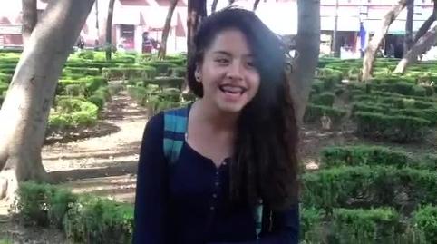 jimenagarcia, mi vídeo en la campaña  El Sabor de Tang te disfraza de terror