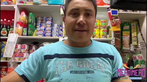 Mi súper el campeón #comerciantescongarra