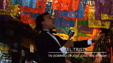 """EL TRISTE"""