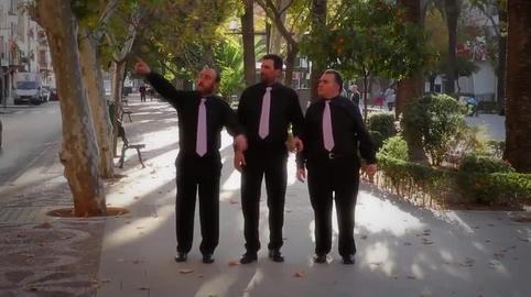 Ritmo y Melodia con la Asocacion de Ainper de Linares
