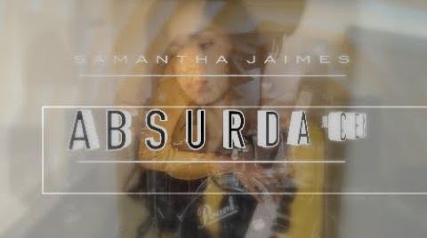 Absurda Cenicienta - Samantha Jaimes #chenoachallenge360