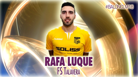 Rafa Luque - Fútbol Sala Talavera