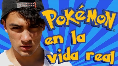 POKEMON EN LA VIDA REAL - Sketch | Ashy