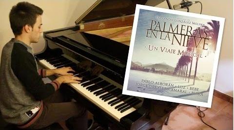 Palmeras en la Nieve - Pablo Alborán cover by Víctor