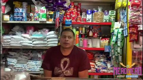 El mejor carisma #comerciantescongarra