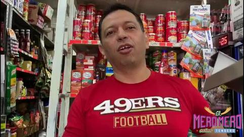 Abarrotes Manuel #comerciantescongarra
