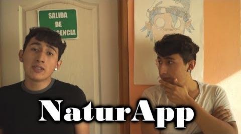 Ecologia, Diversion y ahorros... NaturApp