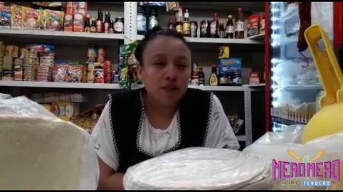 Gran variedad en productos #comerciantescongarra