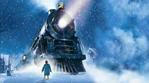 When christmas comes to town - Polar Express (Cover Paula Garcia) #HitsbookMúsica