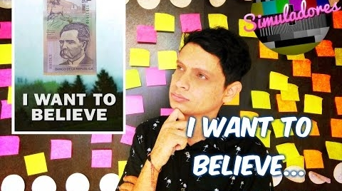 I WANT TO BELIEVE...EN COLOMBIA :: SIMULADORES
