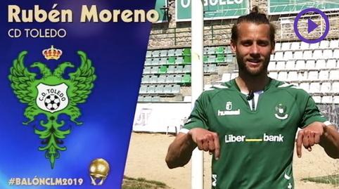 Rubén Moreno - CD Toledo