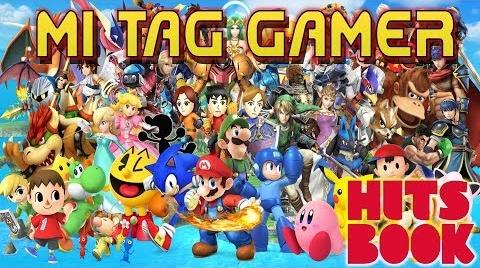 Tag Gamer (Concurso Hitsbook)