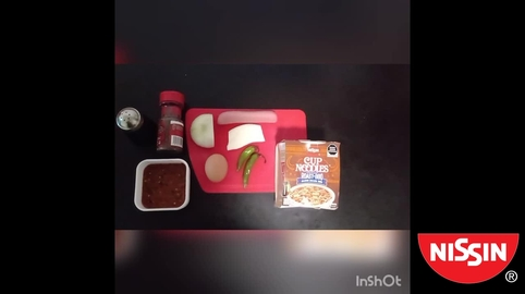 Desayuno BBQ Nissin #NissinSOS