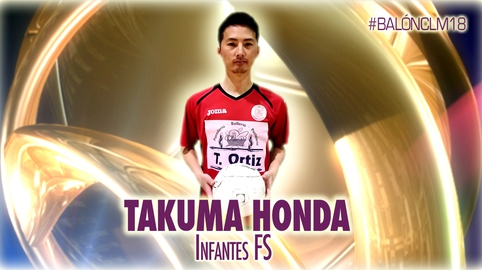 Takuma Honda - Infantes Fútbol Sala