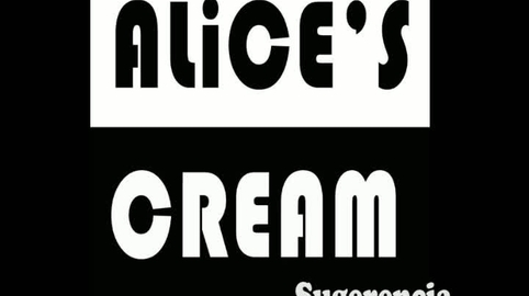 ALICE'S CREAM _ Sugerencia