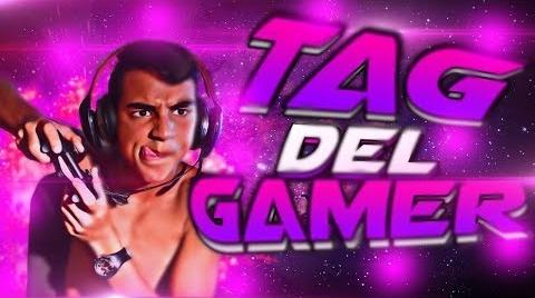 My TAG del GAMER-[KRIKI] #TagGamer