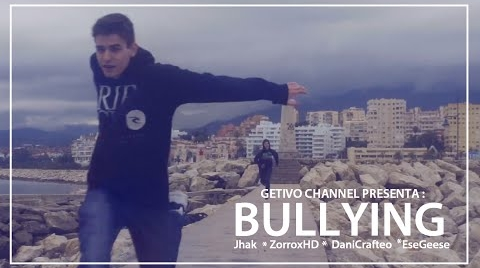 Bullying ( de @soyJhak ) +  Concurso #DiNoAlBullying