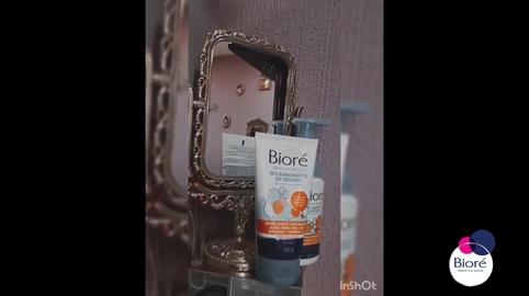 Mi rutina  Bioré con Bicarbonato de Sodio #RegresaAClasesConProductosBioré