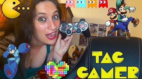 TAG DEL GAMER #TagGamer