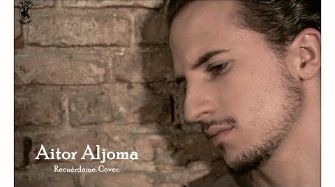 RECUÉRDAME PABLO ALBORAN. COVER RECUÉRDAME POR AITOR ALJOMA.