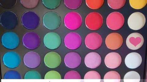Maquillaje Glam para Halloween #HalloweenHitsbook