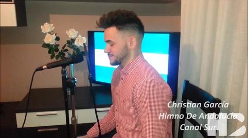 Himno de Andalucia Christian Garcia #28f