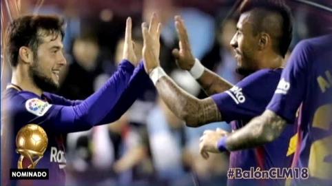 José Manuel Arnáiz (Talavera de la Reina) - FC Barcelona B