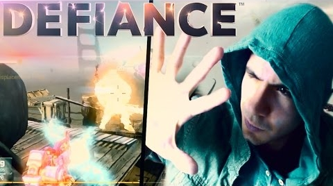 "Defiance - ""El sub de los power rangers"" w/EmyHD y Jerry 
