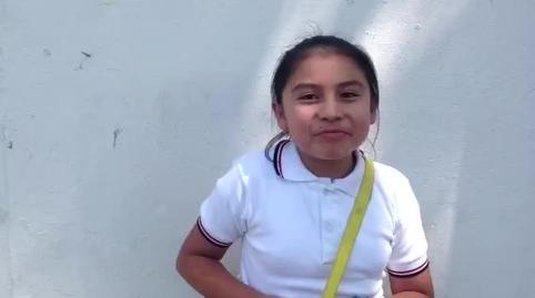 alejandrapineda, mi vídeo en la campaña  El Sabor de Tang te disfraza de terror