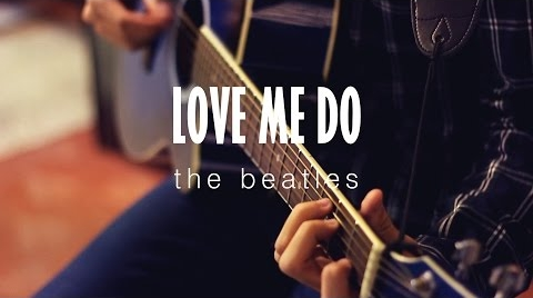 Love Me Do - The Beatles #MombasaGinAndMusic14 | Daniel Bolívar