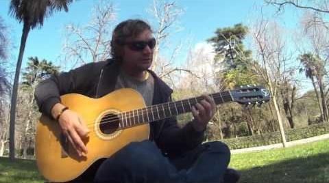 Versiones Acústicas Madrid - ZIGGY PLAYED GUITARR - El Compañero de Piso