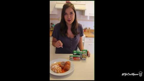 Albóndigas con Knorr #YoCociKnorr