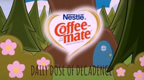 #ChocolateBoutique para Coffee-mate