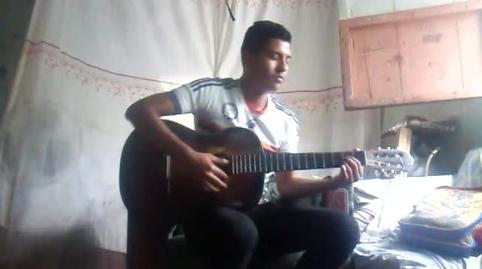 """Eres Mi Angel"" Compositor: Daniel Aguilar Rodriguez #LaDobleVida"