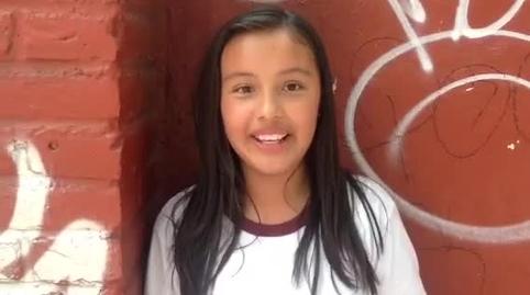 alejandrajuarez, mi vídeo en la campaña  El Sabor de Tang te disfraza de terror