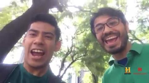 Mexico haciendo historia