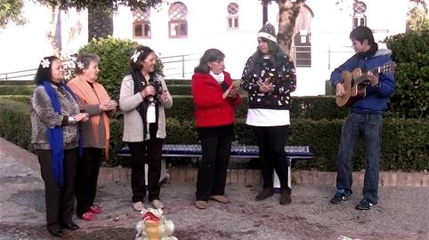 luisalfonsosenaserrano, mi vídeo en la campaña Yo también canté el villancico de Canal Sur