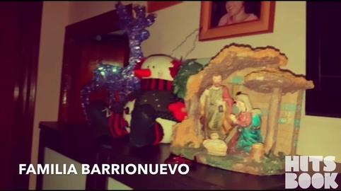 Familia Navidad desea Feliz Navidad a Andalucía