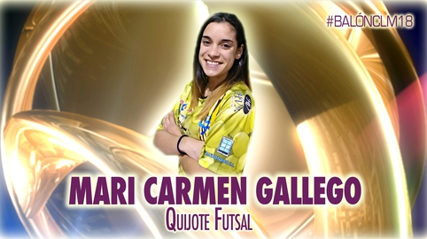 Mari Carmen Gallego - Quijote Futsal